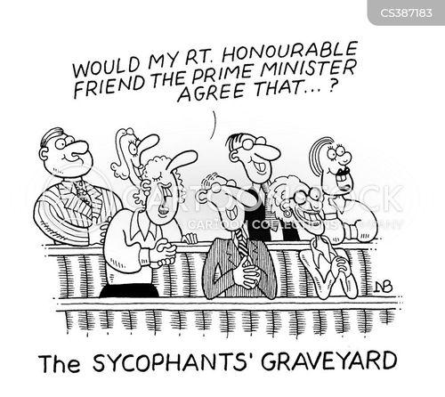 ecstatic cartoon