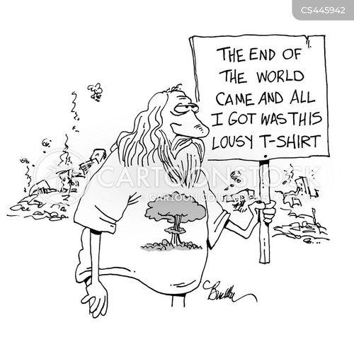 world war 3 cartoon