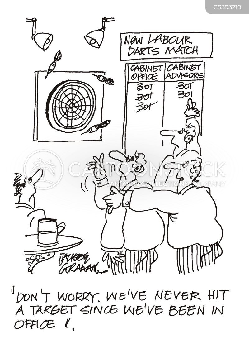 labour politics cartoon