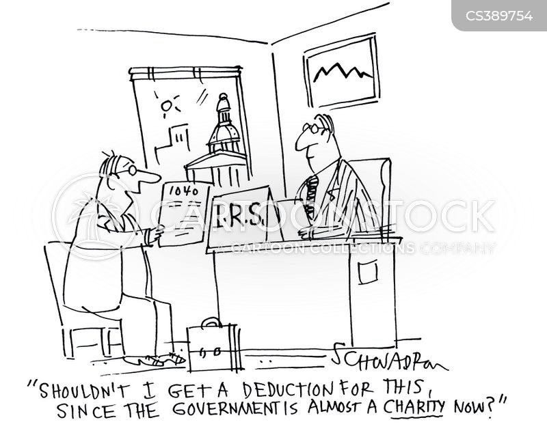 charitable organisations cartoon