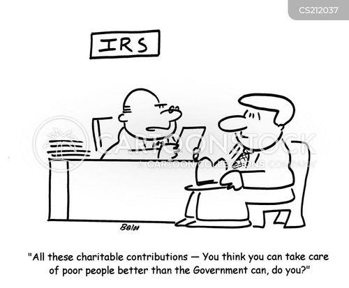 federal government cartoon
