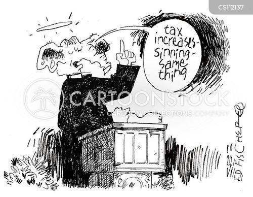 republican policies cartoon