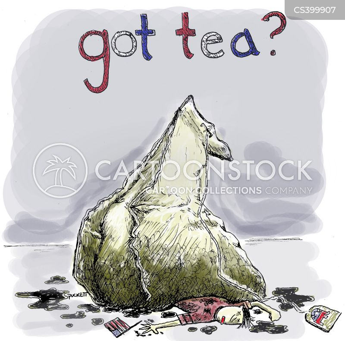 teabag cartoon