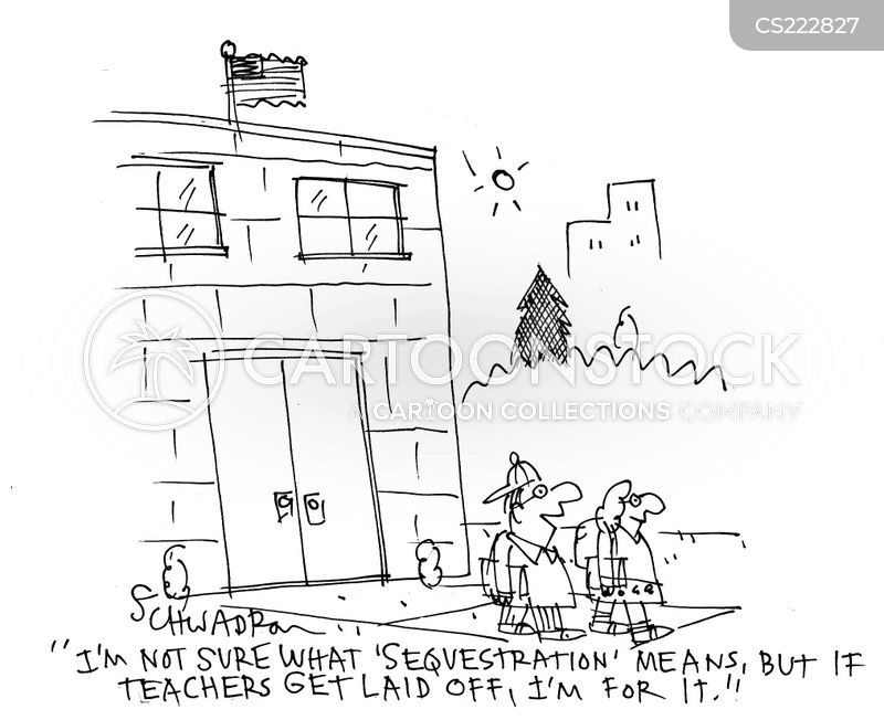 education budgets cartoon