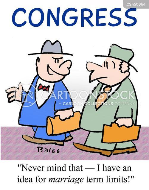 congressional representative cartoon