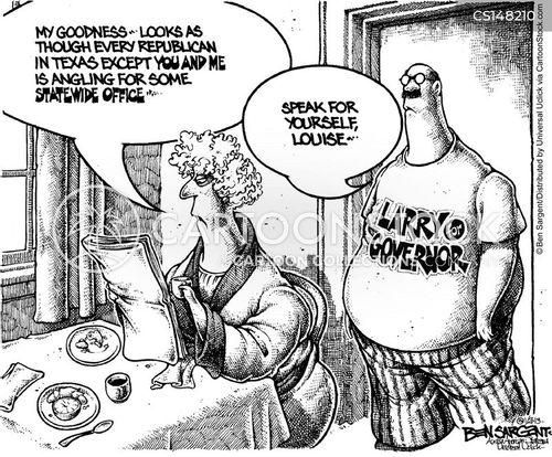 texan cartoon