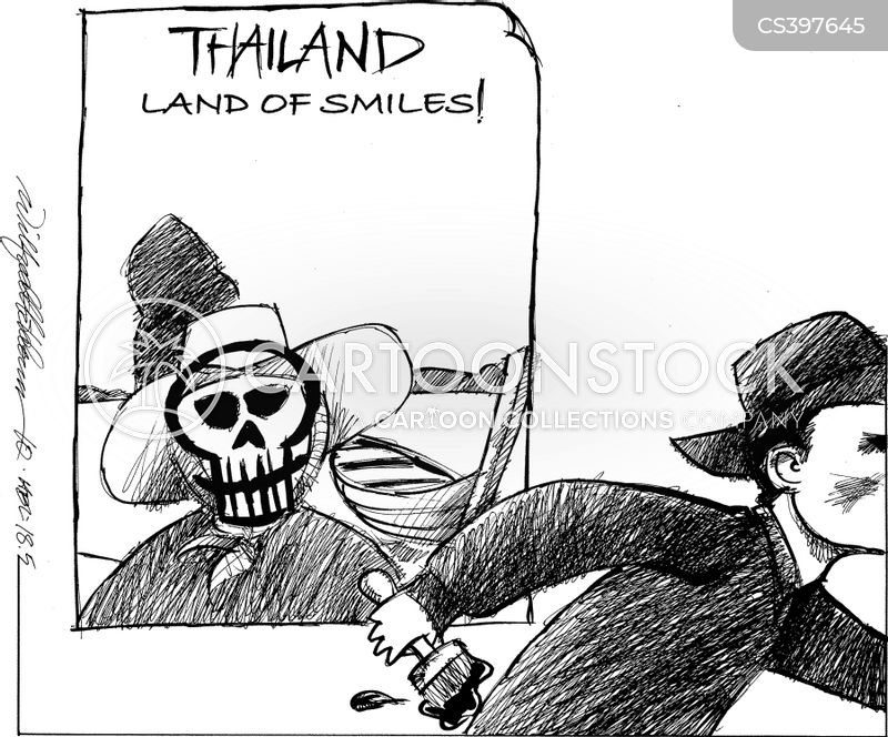 thais cartoon
