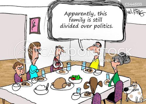 family division cartoon