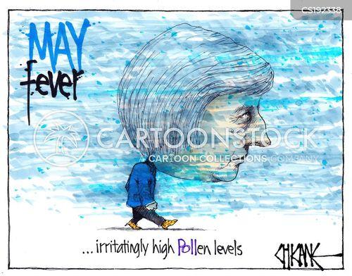 may cartoon