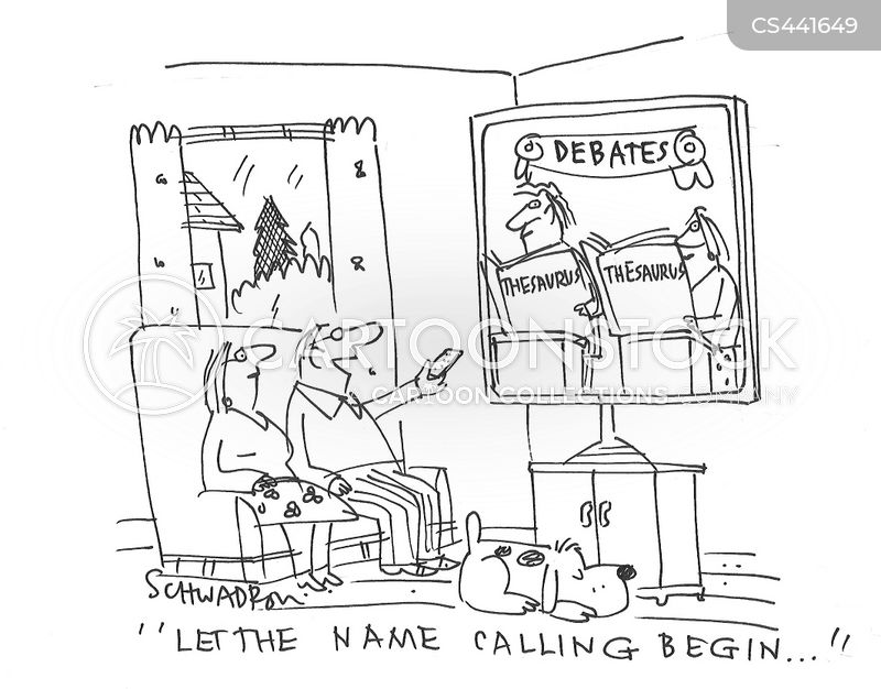 vocabularies cartoon