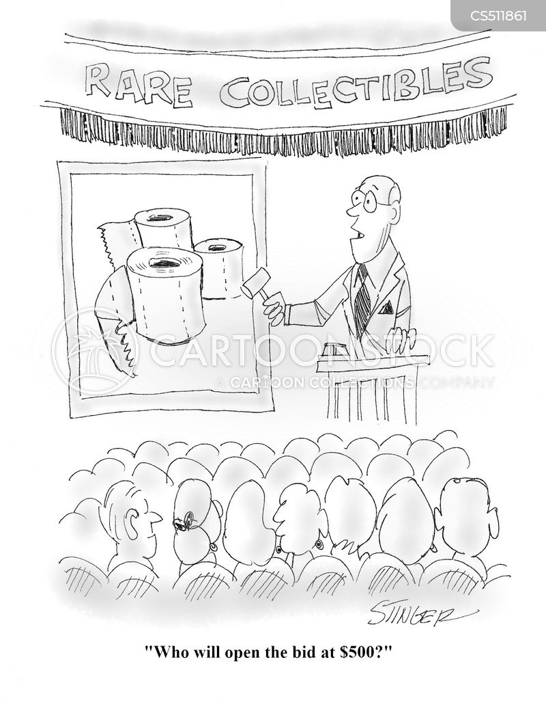 loo paper cartoon