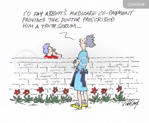 co-payment cartoon