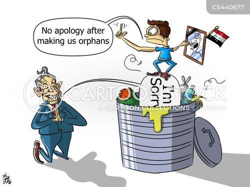 chilcot inquiry cartoon