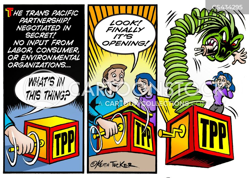 cafta cartoon