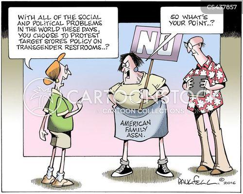 north carolina cartoon