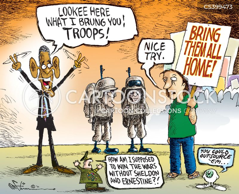 war in afghanistan cartoon
