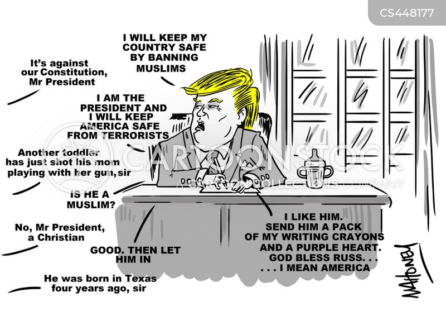 refugee crisis cartoon