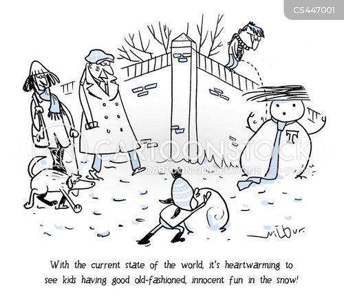 coarse cartoon