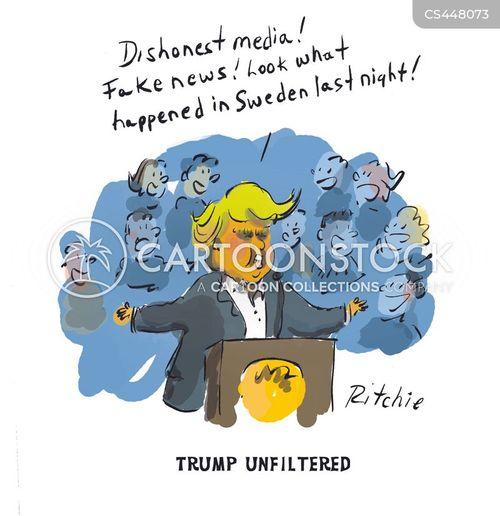 sweden cartoon