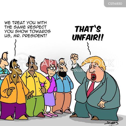 respected cartoon