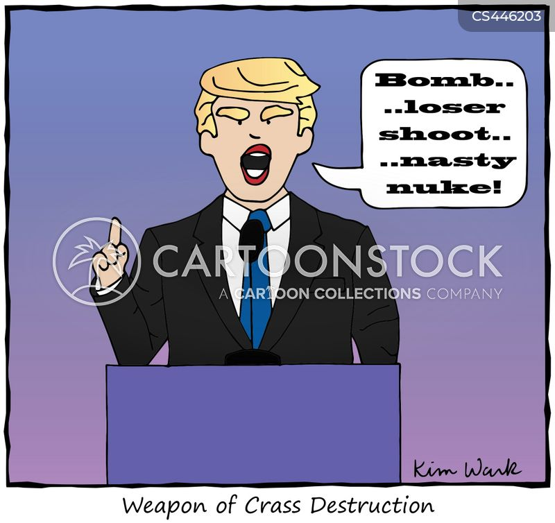 bombings cartoon