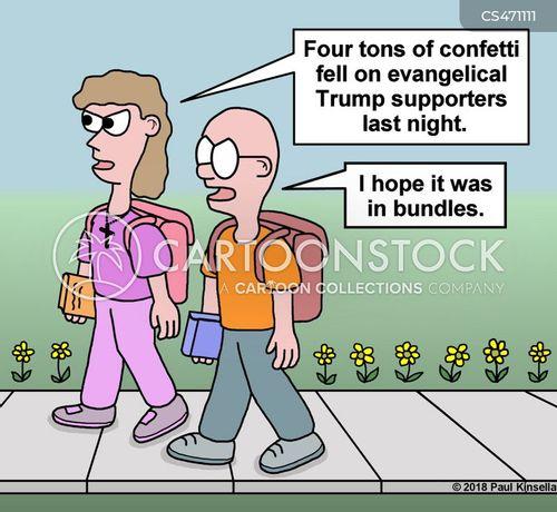jesus freak cartoon