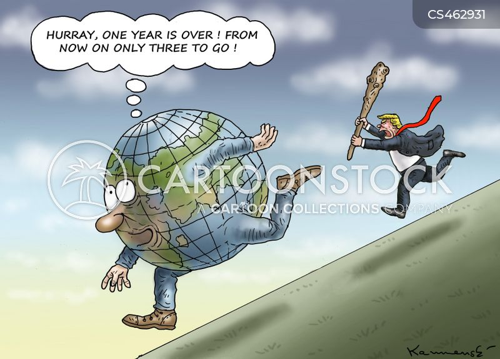 first year cartoon