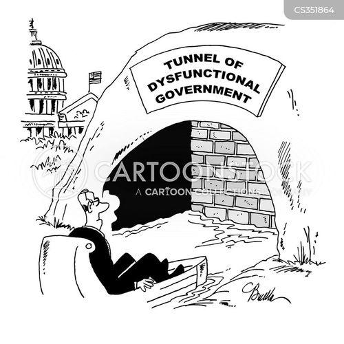 brick walls cartoon