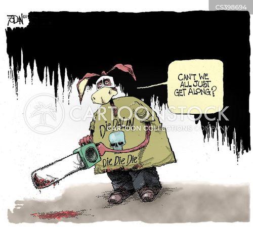 nuclear policy cartoon