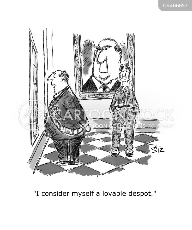 despots cartoon