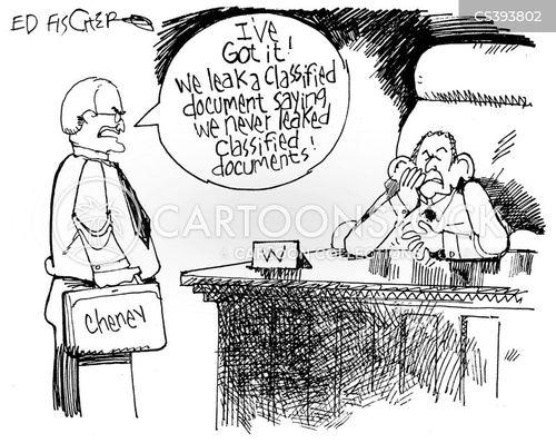cheney cartoon