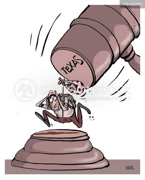 executive action cartoon