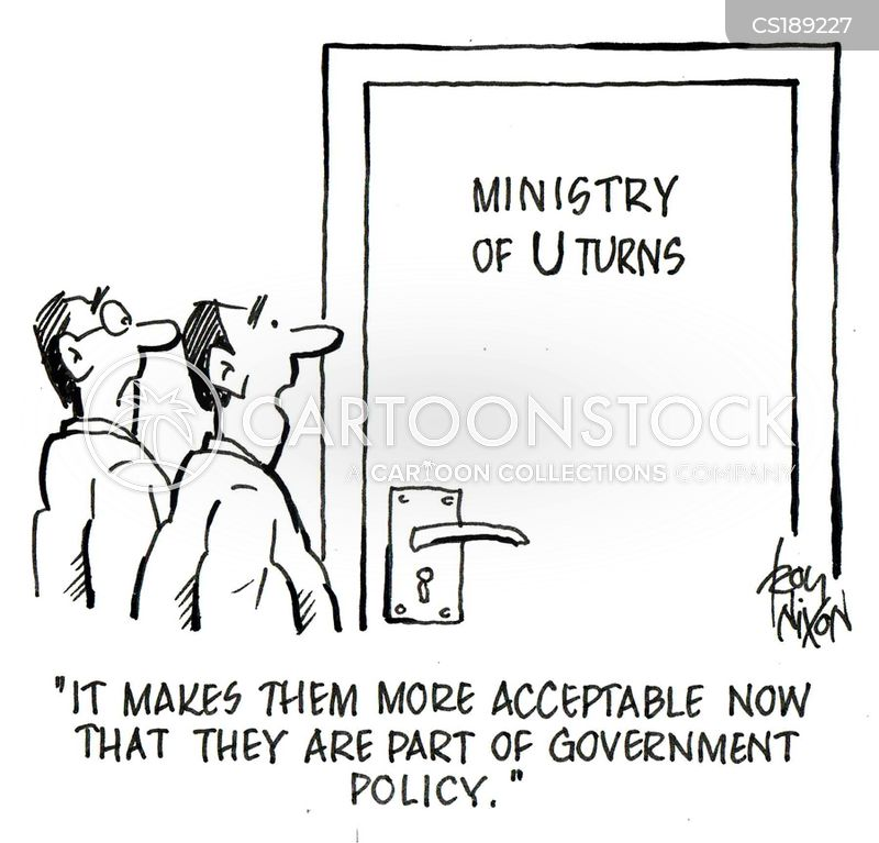 government policy cartoon
