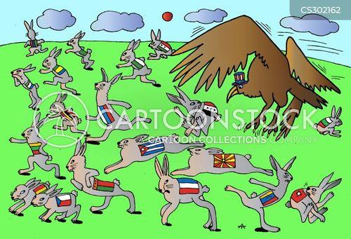 golden eagle cartoon