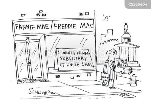 subsidiary cartoon
