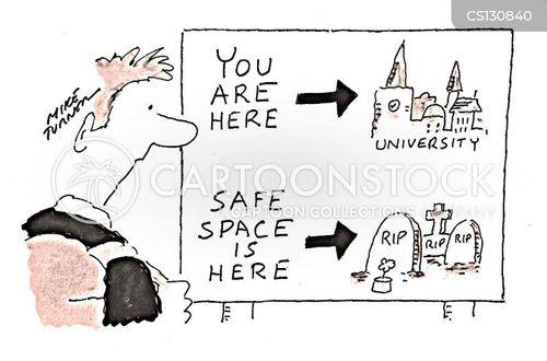 marginalized group cartoon