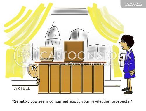 incumbent cartoon
