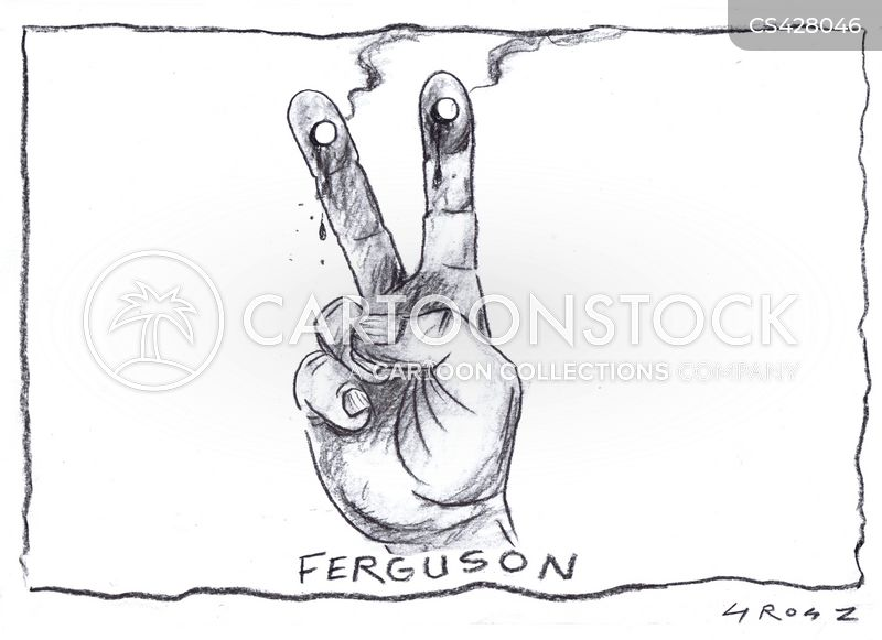 ferguson cartoon