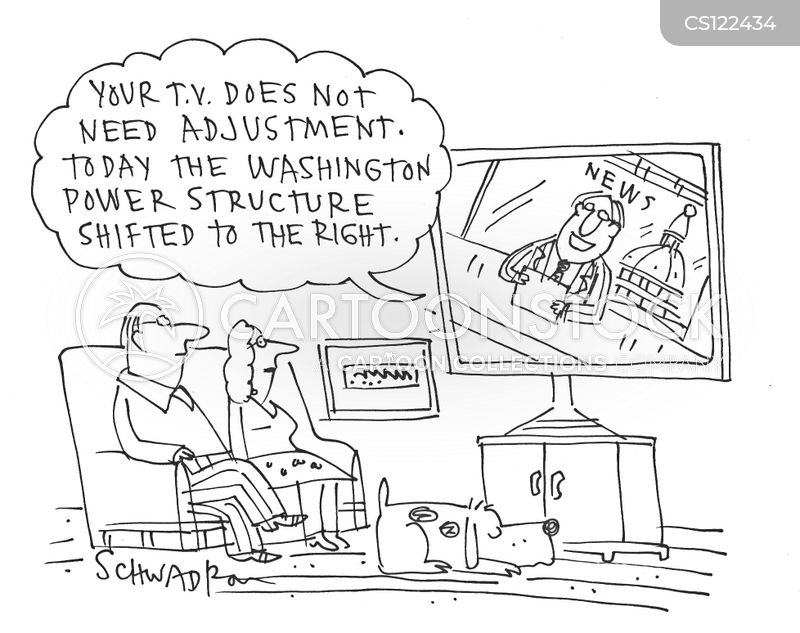 power structures cartoon