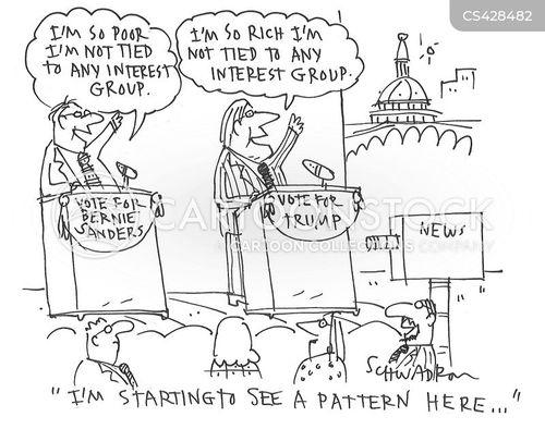 interest groups cartoon