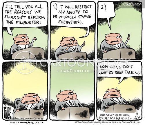 political reform cartoon