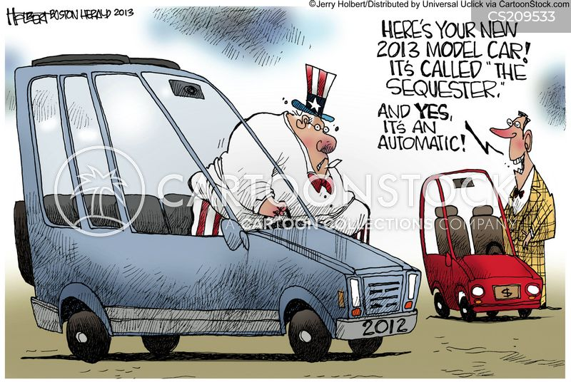american budget cartoon