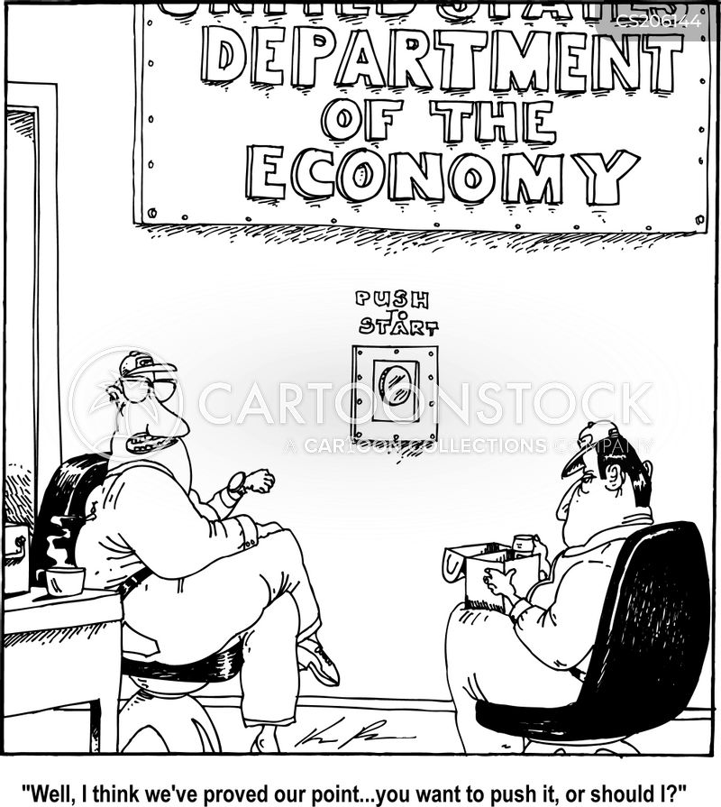 uk economy cartoon