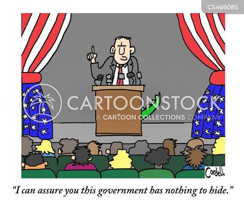 assure cartoon
