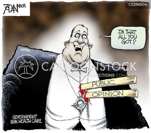 american government cartoon
