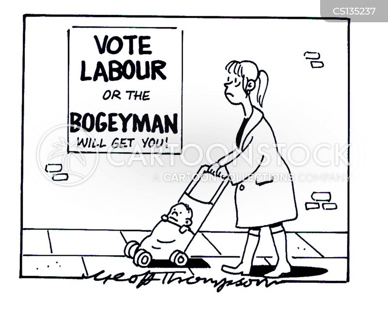 Image result for free to use cartoon of labour voter