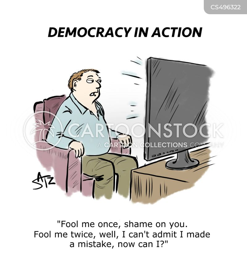 cognitive cartoon