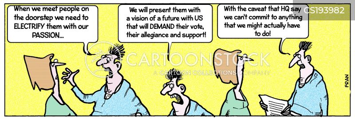 campaign trails cartoon