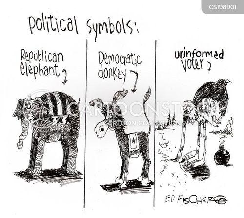 ballot cartoon