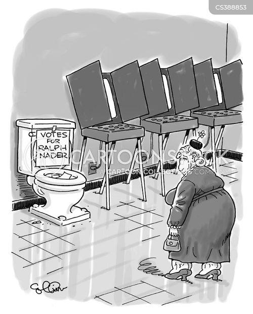 ralph nader cartoon